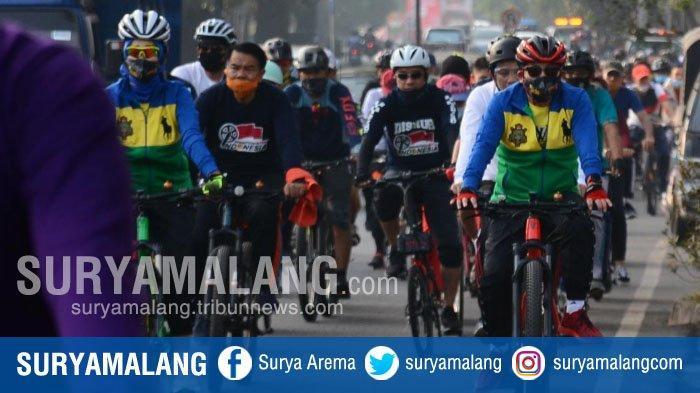 Pemkot Malang Akan Buat Jalur Sepeda di Jalan Ijen dan Jalan Veteran