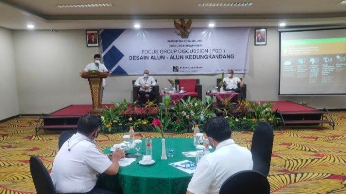 Pemkot Malang Prioritaskan Pembangunan Alun-alun Kedungkandang Tahun 2022