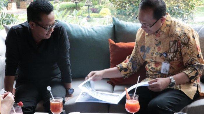 Sarinah 'Back Design' Ala Society Concordia, Digagas Sutiaji Bersama Direktur Sarinah