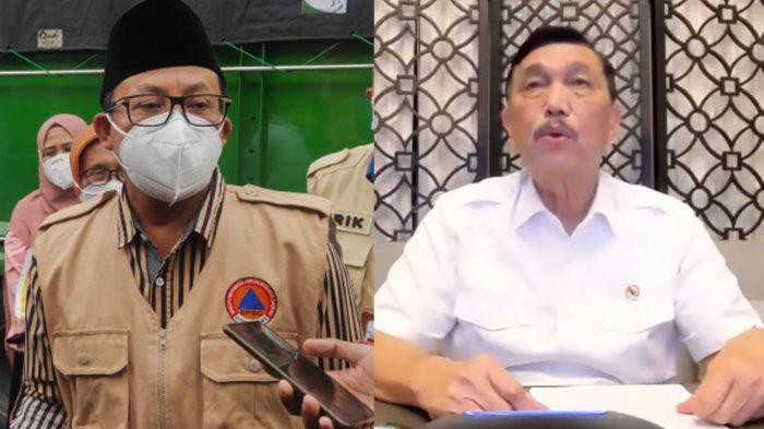 Sutiaji Akui Angka Kematian Covid-19 Kota Malang Tinggi Setelah Menko Luhut Sorot Malang Raya