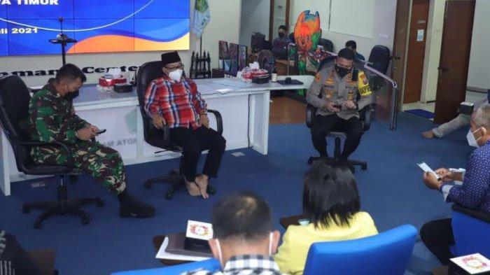 PKL Dapat BTT Rp 300.000 dan RT/RW Dapat Bantuan Rp 500.000 Selama PPKM Darurat di Kota Malang