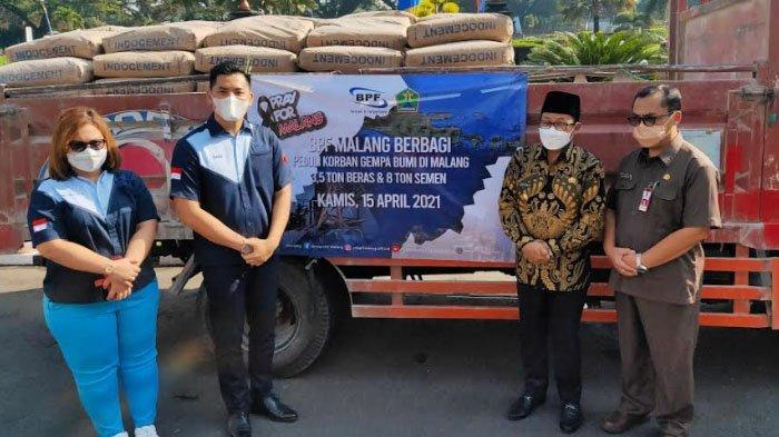 Pemkot Malang Sudah Kumpulkan Dana Rp 100 Juta Bantuan Korban Terdampak Gempa di Malang