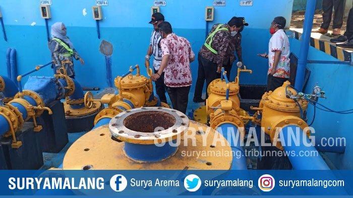 Kasus Dugaan Sabotase PDAM Kota Malang,12 Operator Sumber Wendit Telah Diperiksa Polres Malang