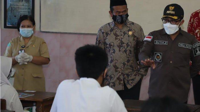 Ada SE Walkot Malang, SMA-SMK Juga Melaksanakan PTM Terbatas