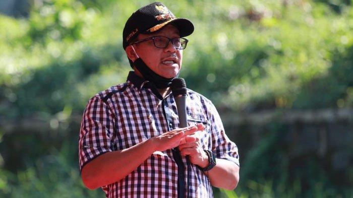 Wali Kota Malang, Sutiaji Yakin Bisa Tekan Angka Covid-19 dalam Waktu 2 Pekan