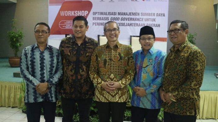Wali Kota Malang Sutiaji Menggandeng KPK untuk Kuatkan Pendataan Aset dan Pendapatan Parkir