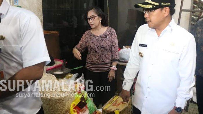Pemkot Malang Tutup 26 Pasar Tradisional mulai 24-25 Mei 2020 karena Idul Fitri 1441 H/2020