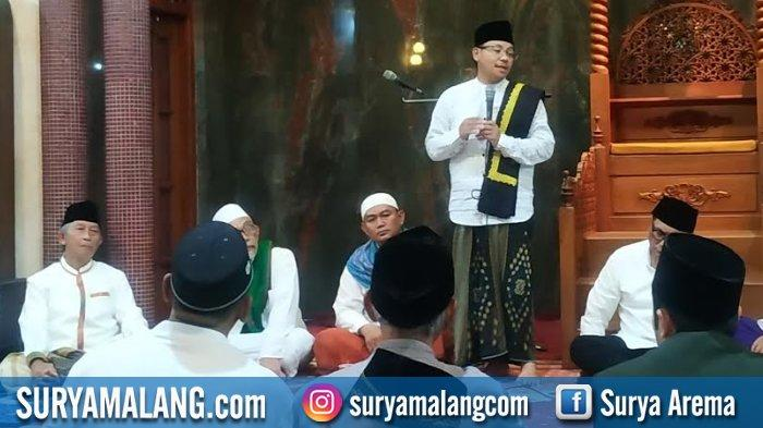Wali Kota Malang Safari Ramadan ke-4 di Masjid Noor Kidul Pasar, Ajak Warga Kuatkan Harmonisasi