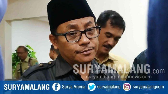 Pembangunan Islamic Center Kota Malang Gagal Lelang, Wali Kota Sutiaji Marah