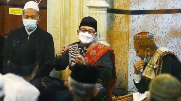 Kegiatan Safari Ramadan Wali Kota Malang Singgahi Masjid Shirotol Mustaqim Bandulan