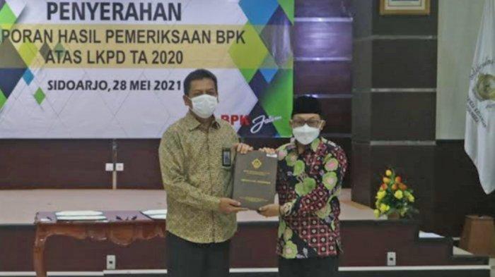 Pemkot Malang Raih Predikat WTP 10 kali Berturut-Turut