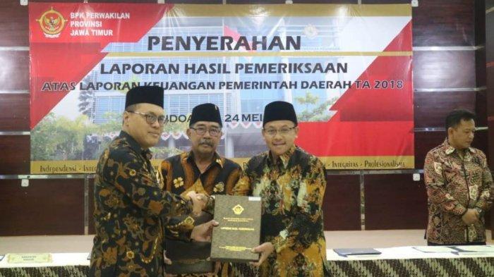 Alhamdulillah, Delapan Kali Pemkot Malang Raih Opini WTP Dari BPK RI