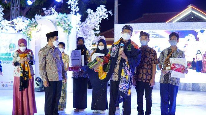 Pertama Sejak Pandemi, Kota Pasuruan Gelar Festival Batik