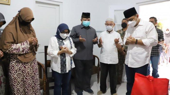 Wali Kota Surabaya Eri Cahyadi Sebut Awak Kapal Selam KRI Nanggala-402 Patriot Bangsa