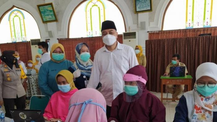Vaksinasi Covid-19 di Surabaya Mulai Jangkau Kalangan Pesantren
