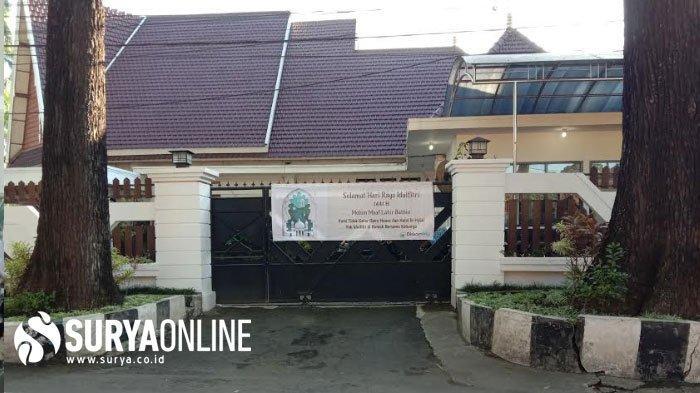 Tak Ada Kegiatan Open House di Rumah Walikota Malang & Wakil Walikota Malang