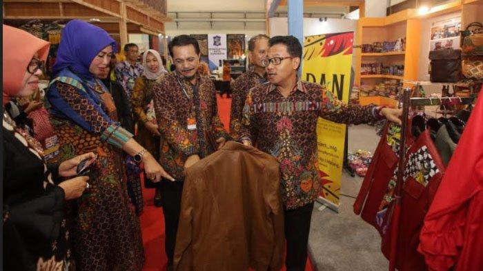 Produk Kota Malang Warnai INACRAFT 2019