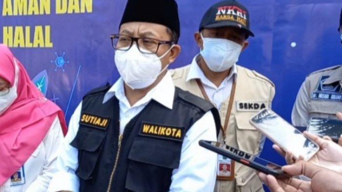 Wali Kota Malang, Sutiaji Ingin 100 Persen Pelajar Kota Malang Tervaksin