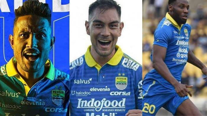 Kabar 3 Pemain Asing Persib Bandung Hingga Kini Belum ke Indonesia, Latihan Perdana Sudah Menunggu