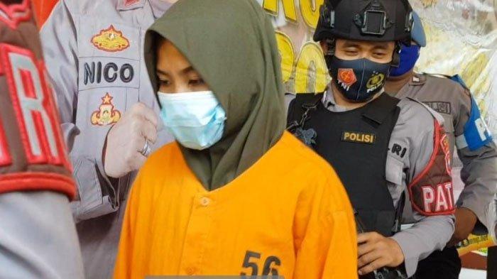 Wanita berinisial SL (30) diduga membunuh Selfi Nor Indasari (4) di Kecamatan Ambunten, Sumenep.