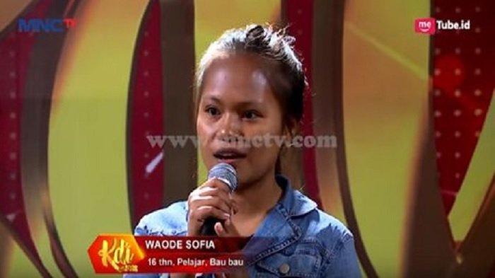 Waode Sofia dulu