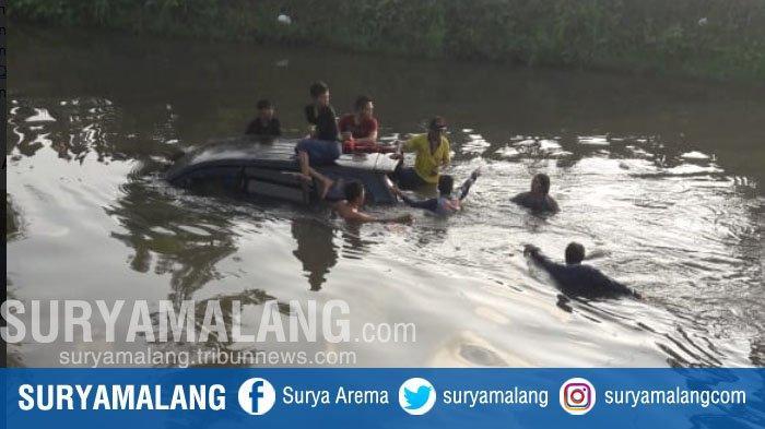 Sopir dan Penumpang Mobil Avanza Masuk Sungai di Jember Semuanya Pelajar SMA, Mereka Akan Wisata