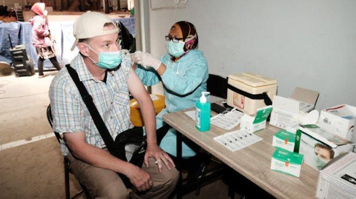 Pemkot Batu Kejar Target 70 Persen Vaksinasi Covid-19 Dosis Pertama