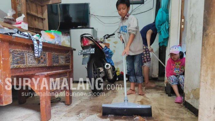 Warga Lowokwaru Kota Malang: Banjir Kota Malang Kali Ini Paling Parah