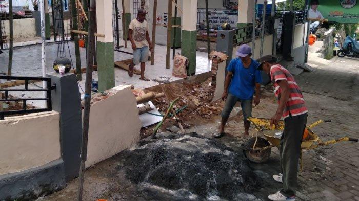 Bantuan dari Pemerintah Tak Kunjung Tiba, Korban Gempa di Malang Perbaiki Rumah Pakai Dana Sendiri
