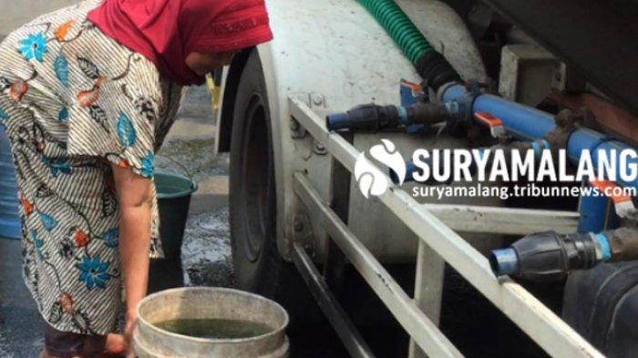 3 Fakta Krisis Air Bersih di Perum Joyogrand Kota Malang Akibat Pipa PDAM Bocor