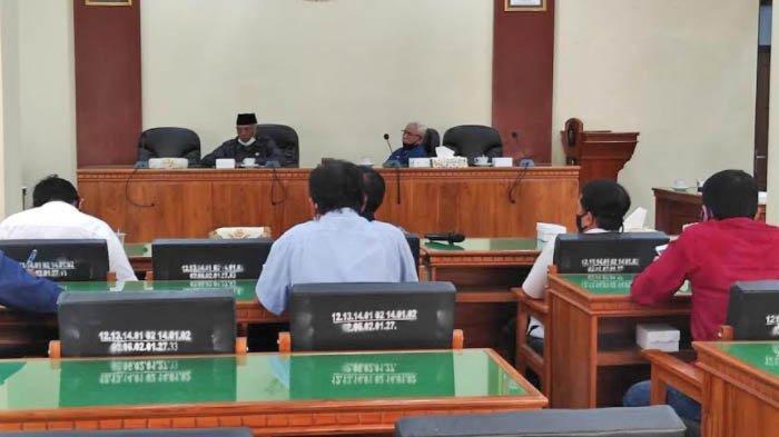 Warga Terdampak Bendungan Bagong Wadul ke DPRD Trenggalek, Keluhkan Ganti Rugi Lahan