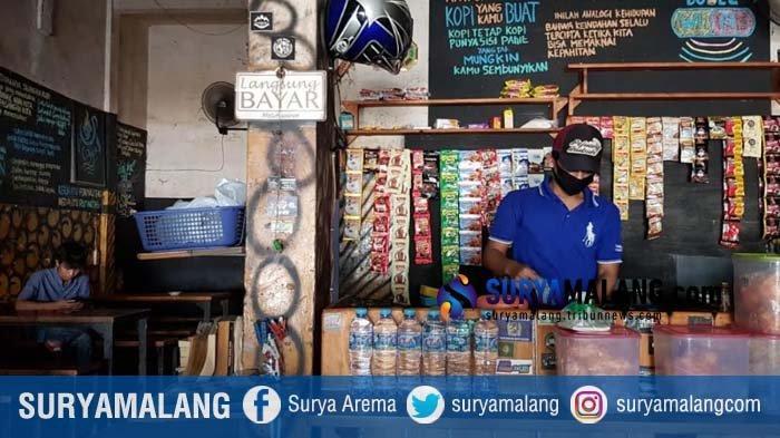 Sejumlah Warung Nekat Pilih Tetap Buka Meski Ada Penerapan PSBB Surabaya, Ini Alasannya