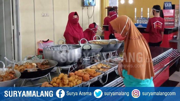 Kabupaten Malang Punya Warung Tangguh Selain Kampung Tangguh Saat Pandemi Covid-19