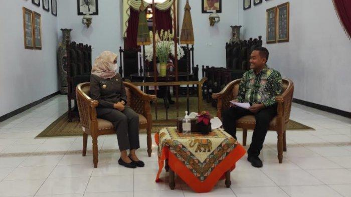 Wawancara Eksklusif Rini Syarifah, Bupati Blitar Perempuan Pertama, Gerakan Wanita Bangun Kab Blitar