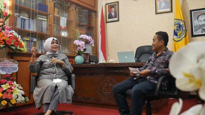 Kisah Adik Mahfud MD Jadi Rektor Unitomo Surabaya (1/2), Dr Siti Marwiyah Mengaku sebagai Petani