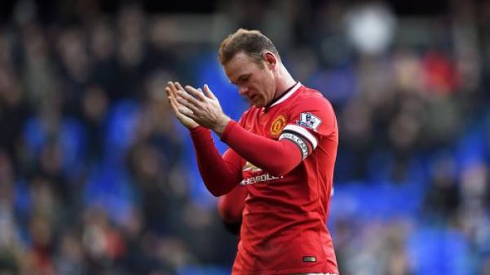 Hasil Survei Ini Mengejutkan, 99 Persen Responden Meminta Rooney Tak Dimainkan Lagi