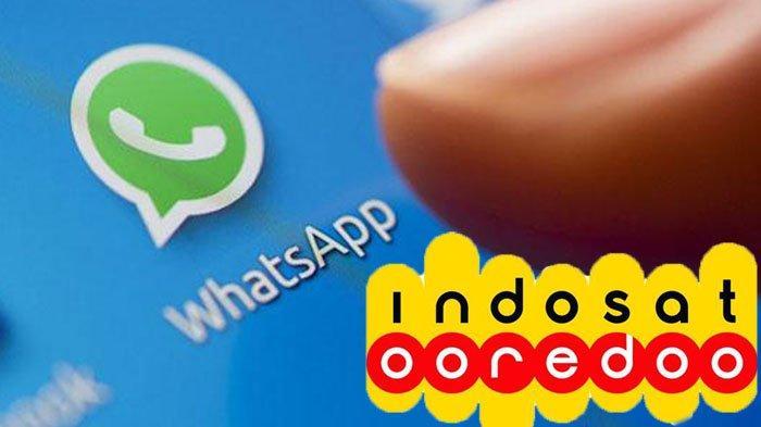 whatsapp indosat