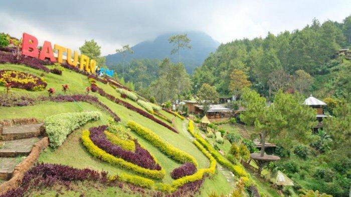 Larangan Mudik Berdampak pada Kunjungan Wisata, di Batu Flower Garden cuma 150 Orang/Hari