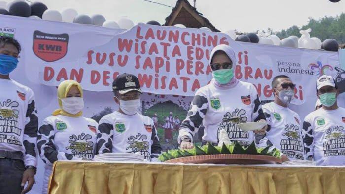 Dusun Brau Kota Batu Segera Miliki Kandang Sapi Komunal