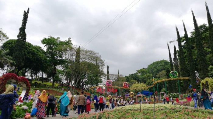 Libur Lebaran, Sejumlah Obyek Wisata Di Kota Batu Masih Menjadi Tujuan Favorit Berlibur Wisatawan