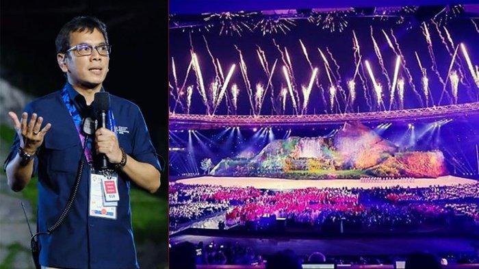 Komentar Wishnutama soal Closing Ceremony Asian Games 2018 yang Sempat diguyur Hujan