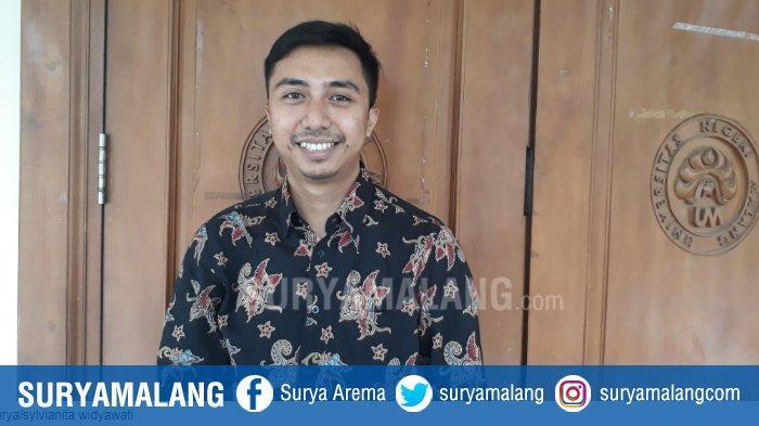 Mahasiswa Asal Sidoarjo Raih Gelar Wisudawan Prestasi Terbaik Non Akademik Universitas Negeri Malang