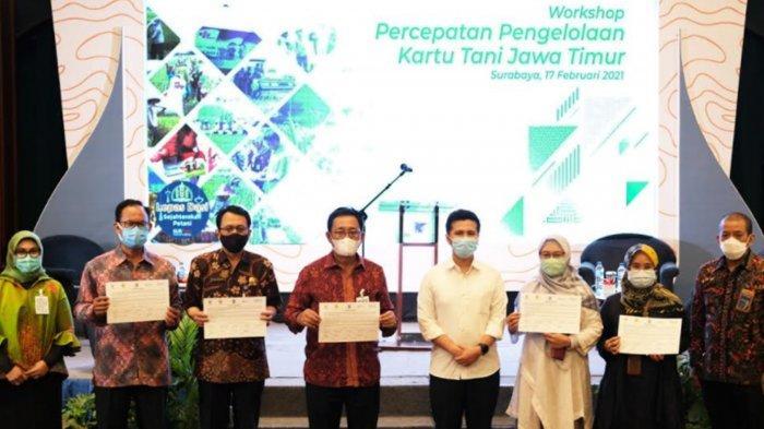 BNI Kanwil Surabaya dan Malang Gelar Workshop Kartu Tani, Ini Tujuannya