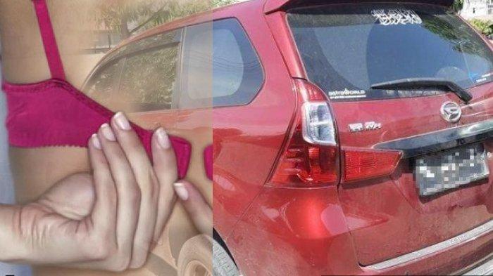 Mobil Xenia Bergoyang di Tengah Malam, Ternyata Sepasang ABG Bercinta di Dalamnya, Warga Temukan Bra