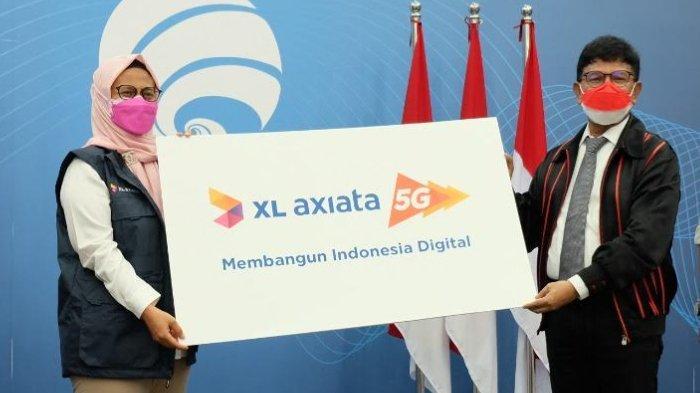 XL Axiata Lolos Uji Laik Operasi dan Siap Gelar Jaringan 5G di Indonesia