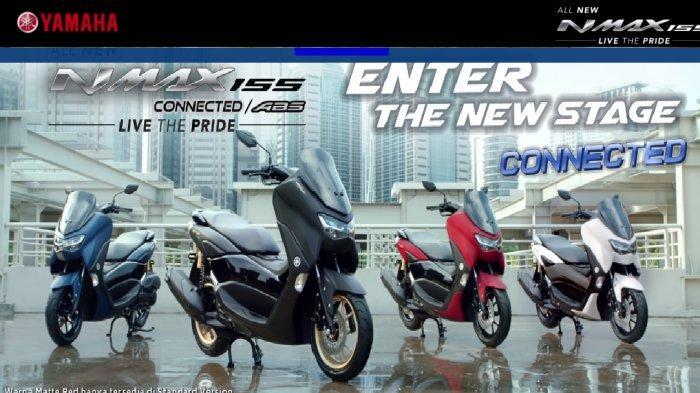 Spesifikasi Yamaha Nmax 2020 All New 155cc Connected ABS, Sasis Motor Ternyata Beda Jauh