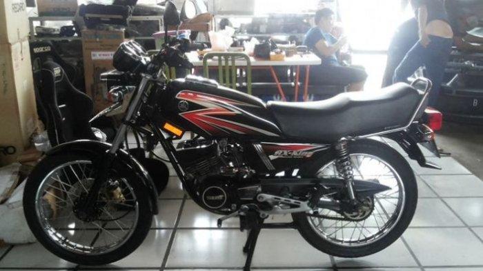 Dijuluki Motor Jambret, Yamaha RX King Mendadak Dibanderol Mahal Hingga Tembus Puluhan Juta Rupiah