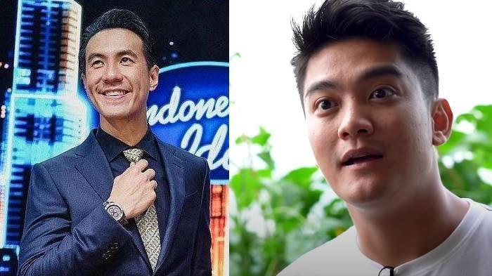 Boy William Terharu Dengar Alasan Daniel Mananta Memilihnya Jadi Host Indonesian Idol, Gak Nyangka