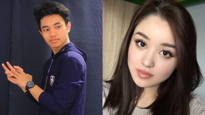 Akun Instagram Fiki Naki Youtuber yang Lamar Cewek Kazakhstan Diserbu Komentar Nikahi Dayana