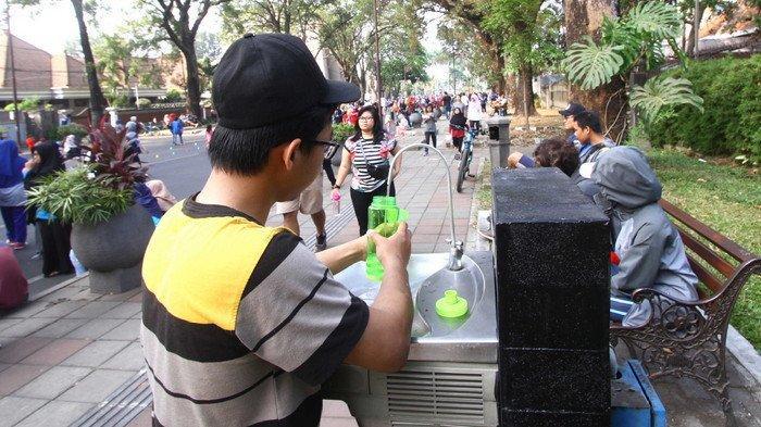 Ayo Jaga 270 Zona Air Minum Gratis dari PDAM Kota Malang
